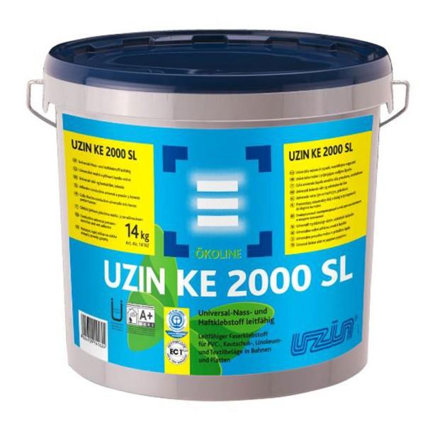 UZIN KE 2000 SL Leitfähiger Universalklebstoff auf Bodenchemie.de