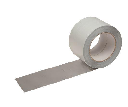 Uzin Aluminiumklebeband in 75 mm Höhe und 50 m Länge auf Bodenchemie.de