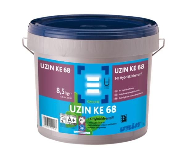 UZIN KE 68 1-K Hybridklebstoff 8.5 kg günstig online kaufen auf DeinBoden24.de