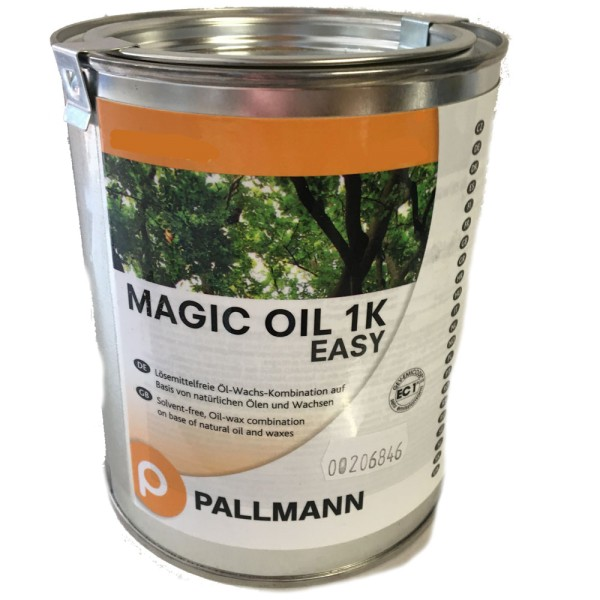 MAGIC OIL 1K EASY High-Solid Naturöl-Wachs Kombination 1L auf DeinBoden24.de