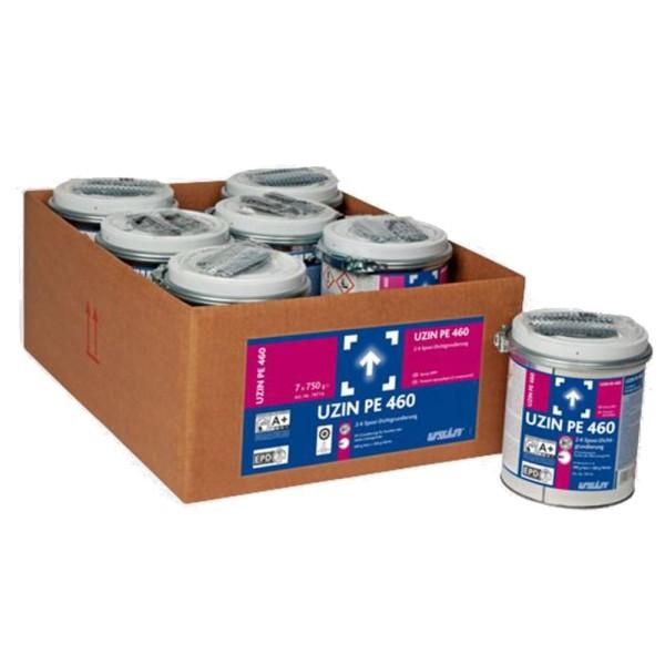UZIN PE 460 2-K Epoxi-Dichtgrundierung 750Gramm auf Bodenchemie.de
