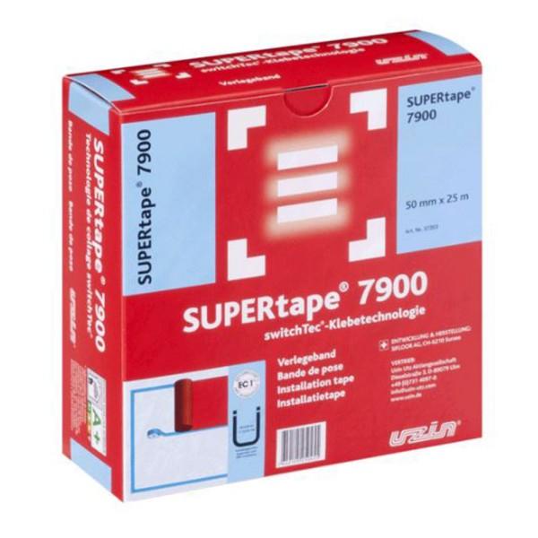 Uzin switchTec SuperTape 7900 Hochleistungs-Verlegeband für den Rand- und Nahtbereich 25m auf Bodenchemie.de