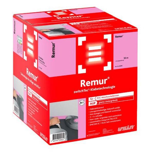Uzin switchtec Remur 95 Spezial Sockelband für PVC-Weichsockelleisten auf Bodenchemie.de