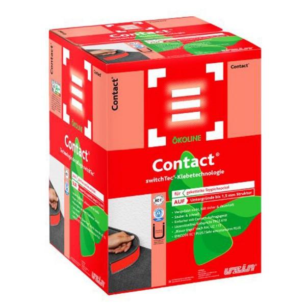 Uzin Switchtec Contact 70 Hochleistungs-Sockelband für Teppichsockel auf Bodenchemie.de