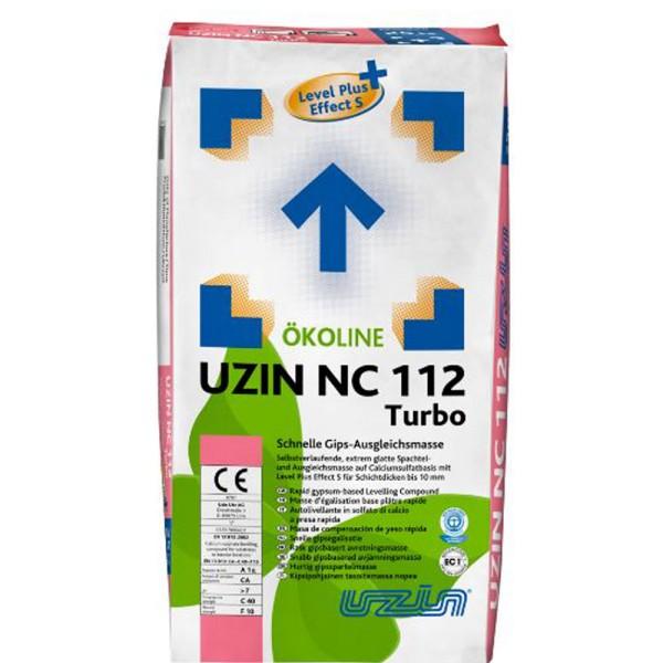 UZIN NC 112 Turbo Gips-Schnellnivelliermasse auf Bodenchemie.de
