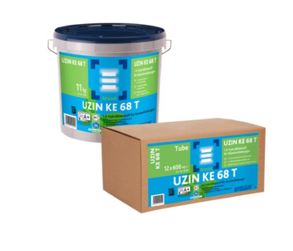 UZIN KE 68 T 1-K Hybridklebstoff für Wandverklebungen 11kg günstig kaufen auf DeinBoden24.de