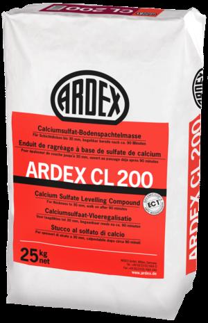 ARDEX CL 200 Calciumsulfat-Bodenspachtelmasse 25kg