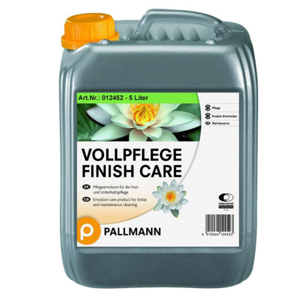 Pallmann Vollpflege Finish Care 5 Liter auf DeinBoden24.de