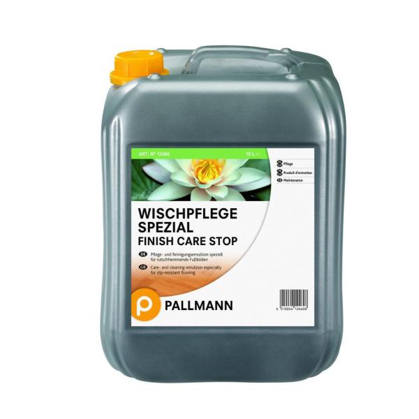 Pallmann Wischpflege Spezial Finish Care Stop 10 Liter auf DeinBoden24.de
