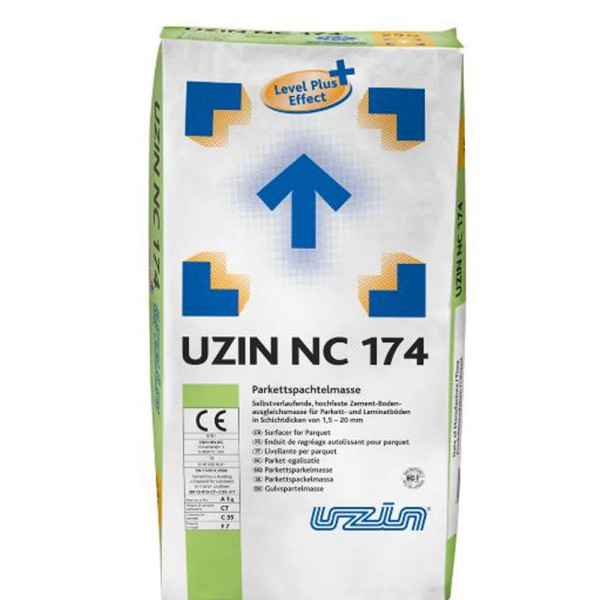 UZIN NC 174 Parkettspachtelmasse auf Bodenchemie.de