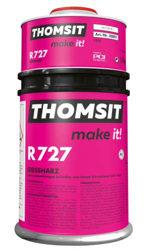 Thomsit PCI R 727 Gießharz 1kg