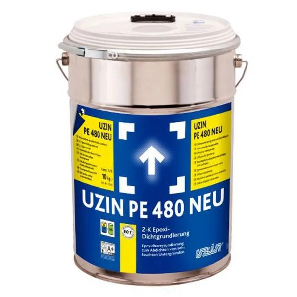 UZIN PE 480 NEU 2-K Epoxi-Feuchtesperre 10kg