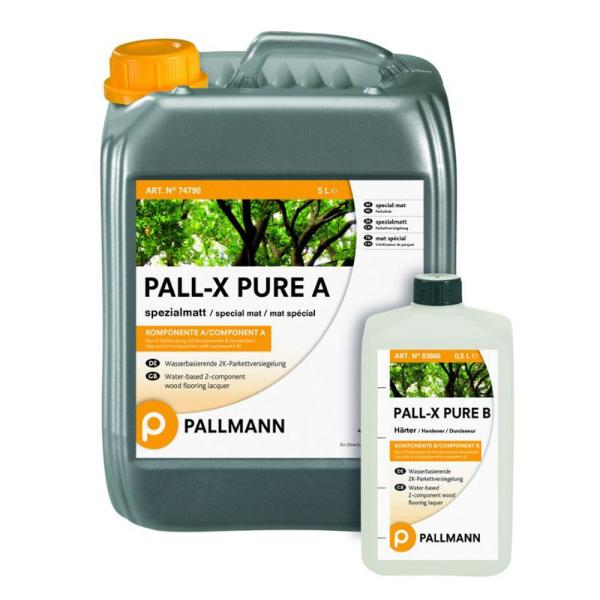 Pallmann PALL-X PURE 2-K Parkettversiegelung auf DeinBoden24.de
