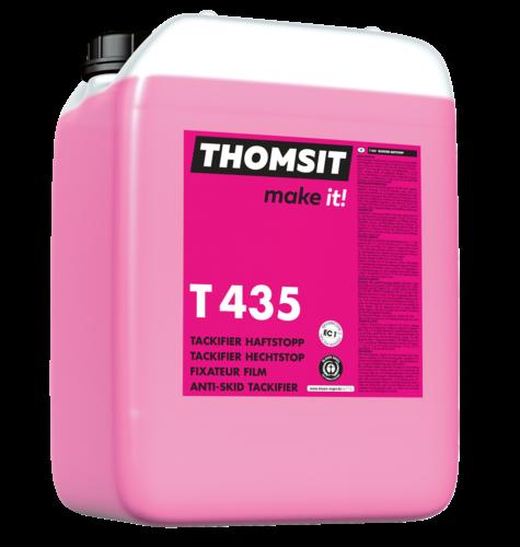 Thomsit PCI T 435 Tackifier Haftstopp Rutschbremse für selbstliegende Teppichfliesen 10kg