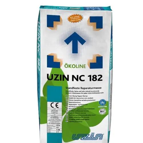 UZIN NC 182 Standfeste, feine und sehr schnell trocknende Zement-Glättmasse