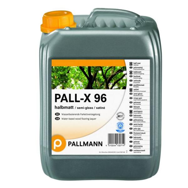 Pallmann Pall-X 96 halbmatt 10 Liter auf DeinBoden24.de