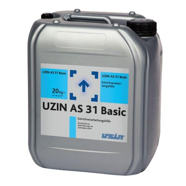 UZIN AS 31 Basic Estrichverarbeitungshilfe auf Bodenchemie.de