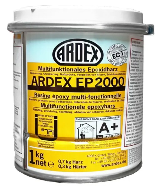 ARDEX EP 2000 Multifunktionales Epoxidharz 1kg