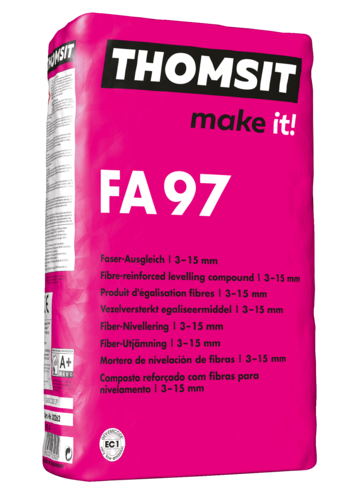 Thomsit PCI FA 97 Faser-Ausgleich 25kg