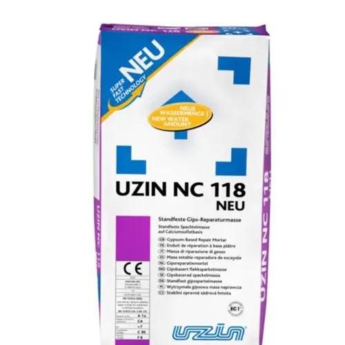 Uzin NC 118 standfeste Gipsspachtelmasse