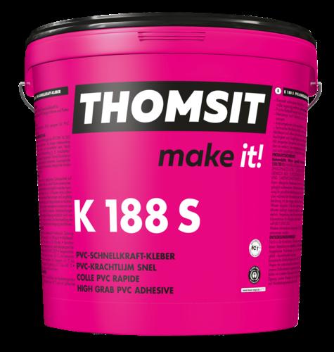Thomsit PCI K 188 S PVC-Schnellkraftkleber