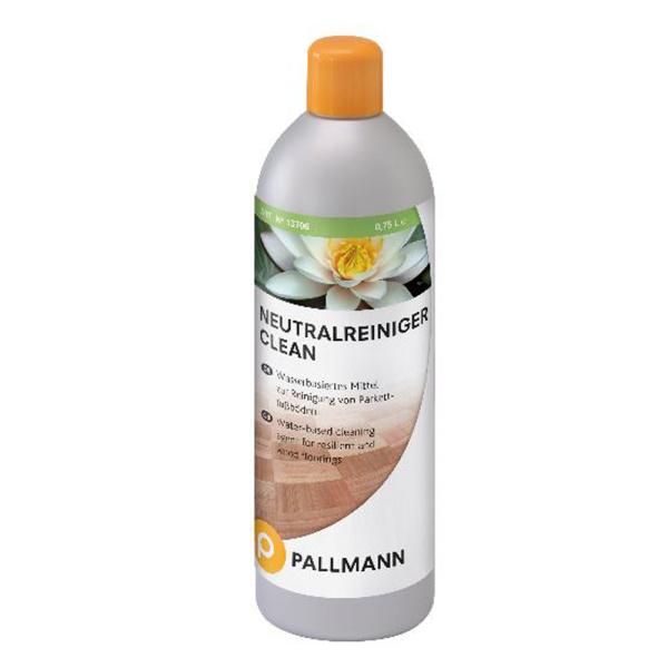 Pallmann Neutralreiniger CLEAN 750ml auf Deinboden24.de