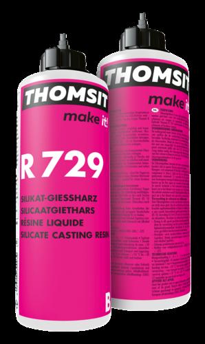 Thomsit PCI R 729 Silikat-Gießharz 600ml