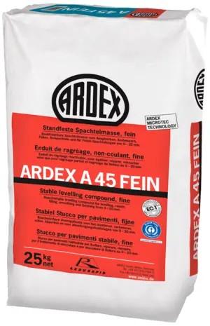 ARDEX A 45 FEIN standfeste Zementspachtelmasse 25kg